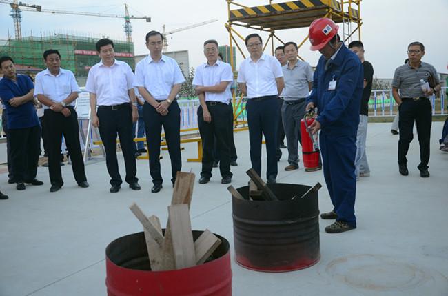 全省劳动竞赛工作现场推进会在沂南召开